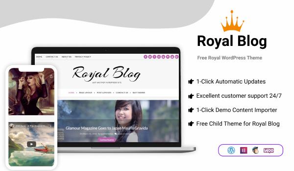 Royal Blog