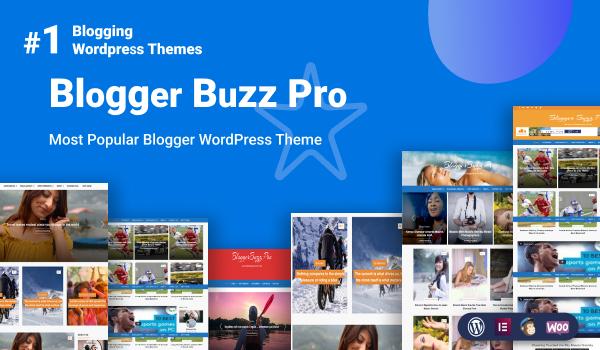 Blogger Buzz Pro