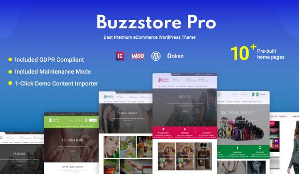 Buzz Store Pro