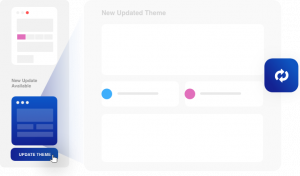 Sparkle One Click Theme Update