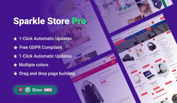 Sparkle Store Pro
