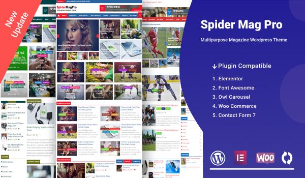 Spider Mag Pro
