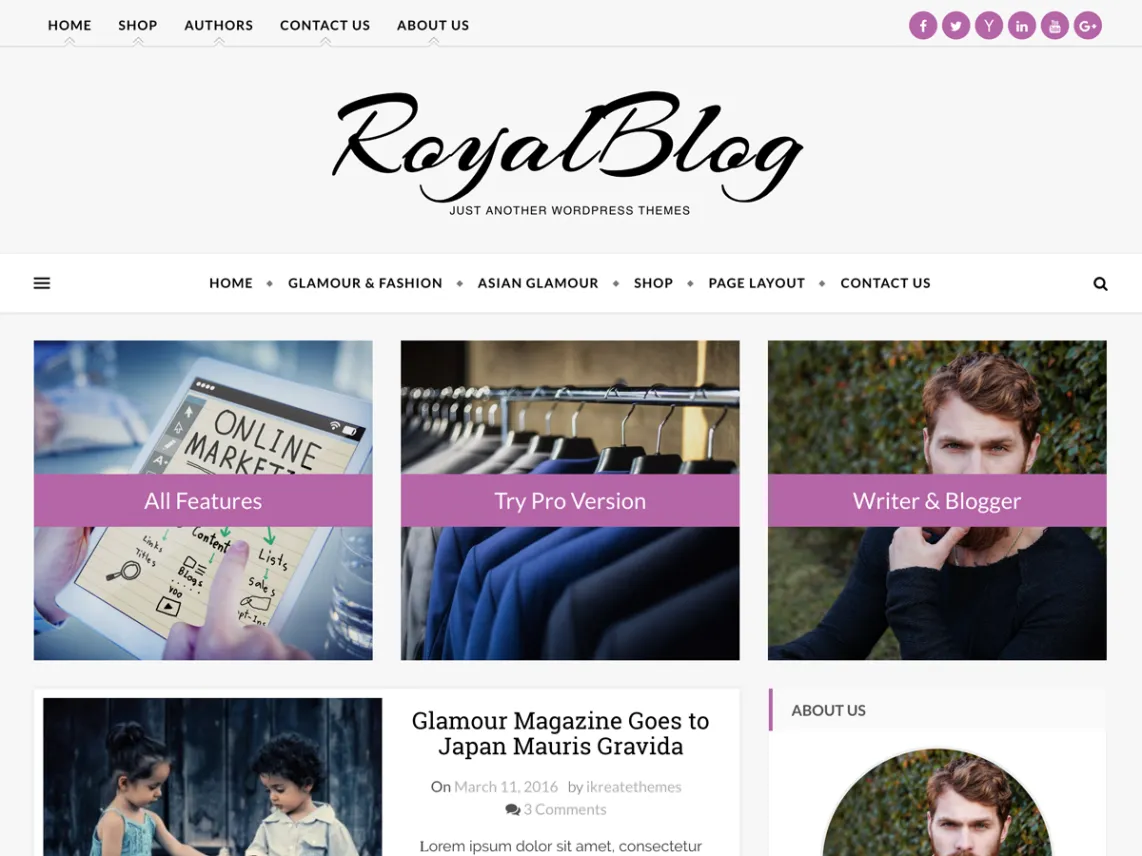 royal blog