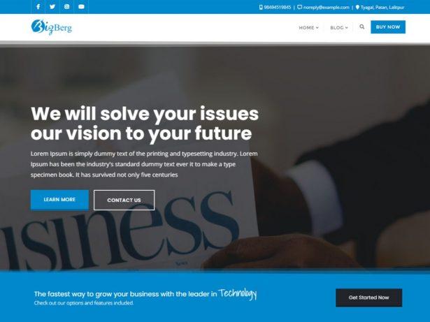 free education wordpress themes