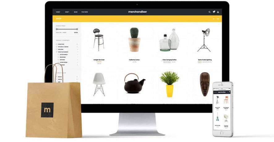 marchanise ecommerce wordpress themes