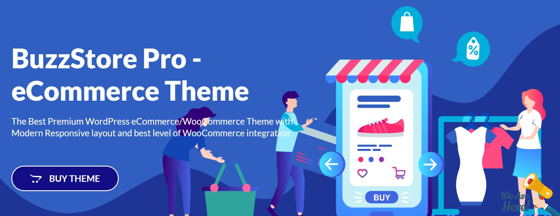 WooCommerce Theme